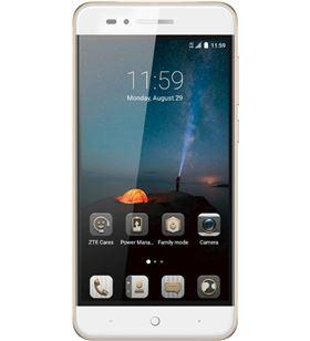 Zte blade teléfono libre a612 5'' hd ips 4g 16/1gb oro ZTEBLADEA612_OR - BLADEA612_ORO