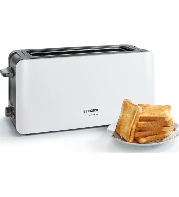 Bosch tostador TAT6A001 calienta-panecillos integrado y plegable - 33142353_7622280462