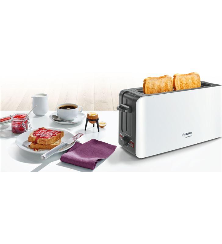 Bosch tostador TAT6A001 calienta-panecillos integrado y plegable - 33142353_2319963364