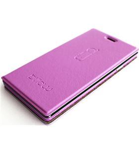 Flip cover Billow 4,7'' purpura SFP47QP Accesorios telefonía - 08156560