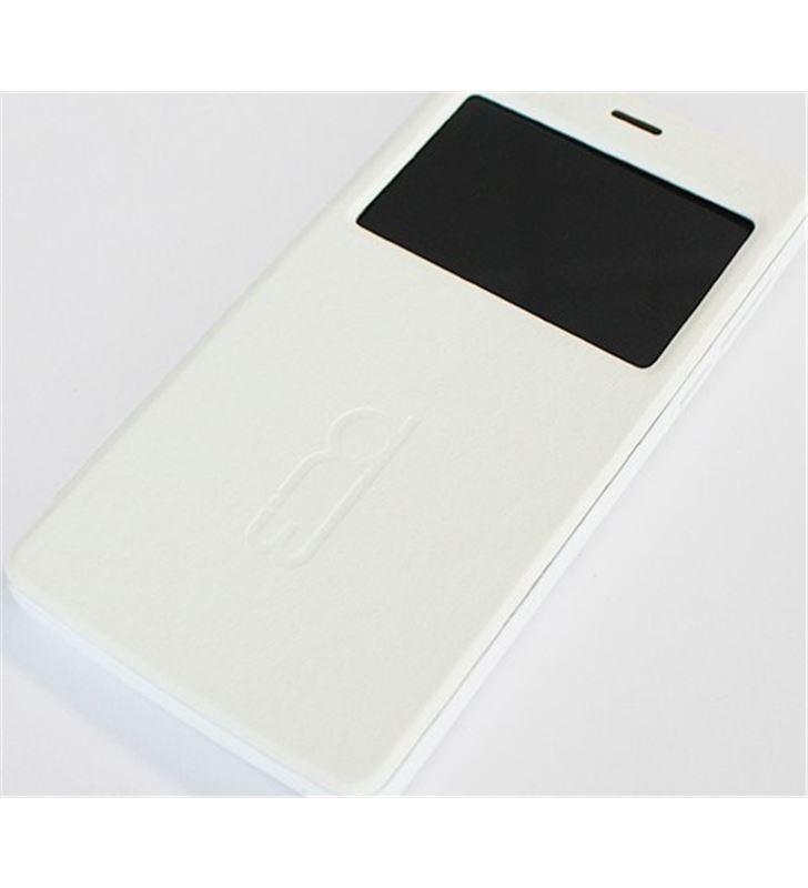 Flip cover Billow 5'' blanco SFP501W Accesorios telefonía - 25540128_5472