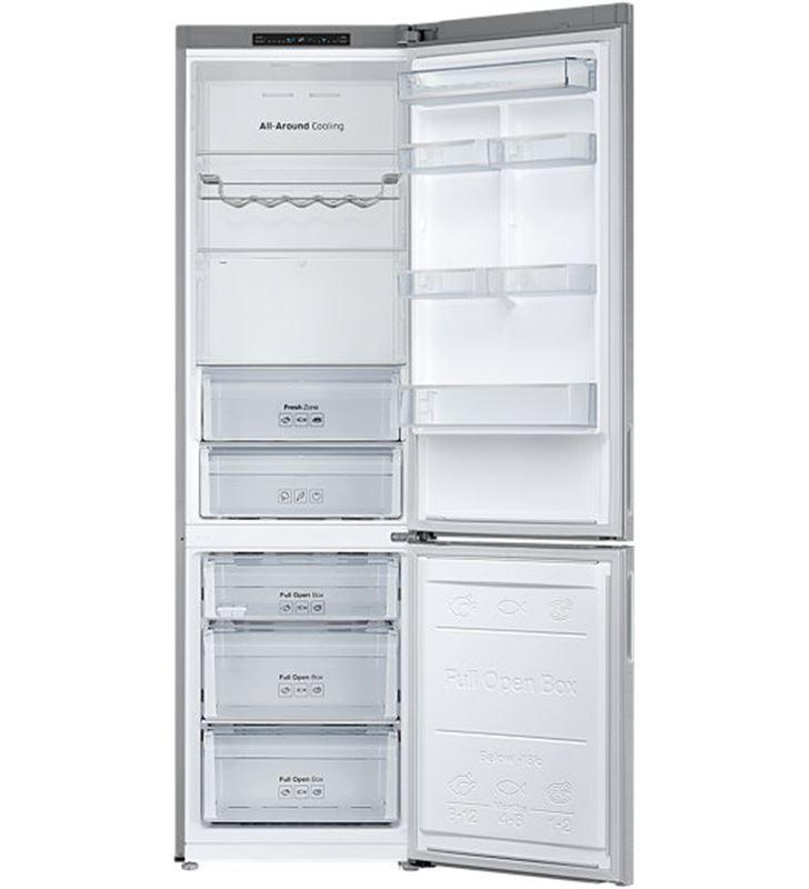 Samsung frigorífico combi RB37J5025SA 367l a++ 201cm - 33664468_7150839638