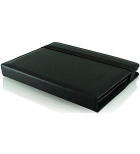 3go funda piel ipad + teclado negro pielipadteclado - PIELIPADTECLADO