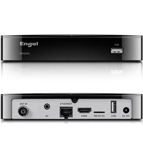 Axil engel sintonizador smart tv en1020k sobremesa 4k - EN1020K