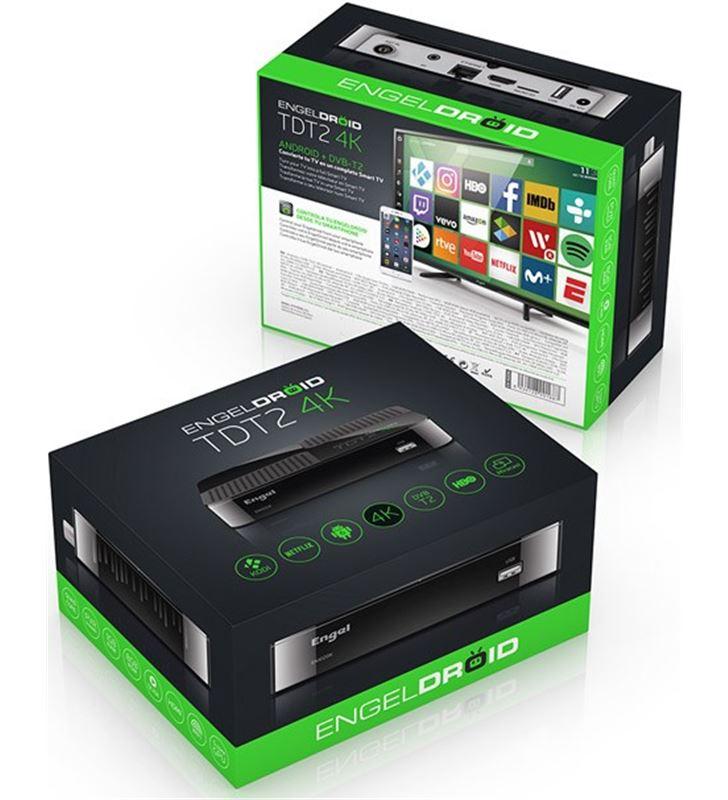 Axil EN1020K engel sintonizador smart tv sobremesa 4k - 38074601_4298095122