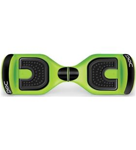 Doc 06166357 hoverboard lime green 6.5 Consolas - 06166357