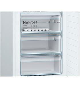 Bosch frigorifico combi KGN36VW3A blanco 186cm a++ - KGN36VW3A