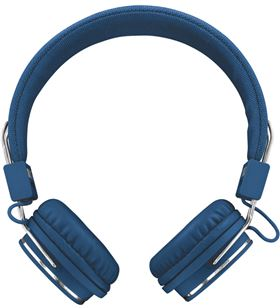 Auriculares diadema Trust ziva manos libres azules TRU21823 - TRU21823
