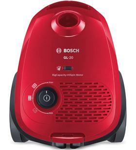 Bosch aspirador con bolsa metálica roja gl-20 BGL2UA200 - BGL2UA200
