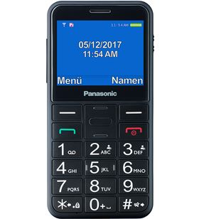Movil Panasonic kx-tu150exb 2.4'' bluetooth negro KXTU150EXB - KXTU150EXB