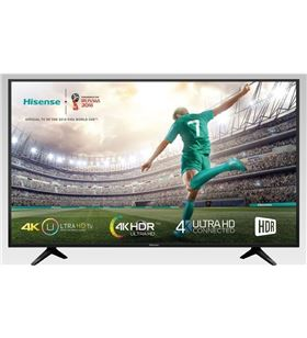 55'' tv Hisense 55A6100 uhd 4k