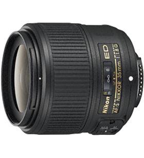 Objetivo Nikon af-s nikkor ed ii 35mm f1,8g P152665 - P152665