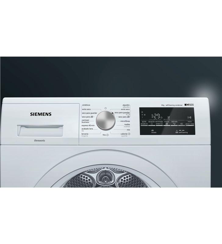 Secadora c/frontal Siemens WT47G429ES 8kg bomba de calor.. - 42420038335443