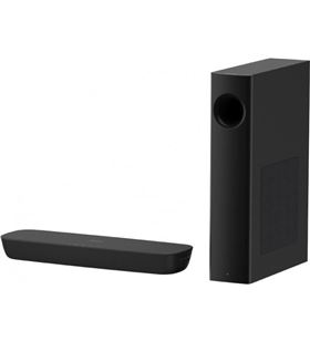 Barra de sonido SCHTB250EGK Panasonic negra Altavoces - SCHTB250EGK