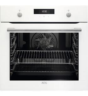 Aeg BEK435120W horno multifunción con sistema de limpieza aqua clean a+ - 7332543564071