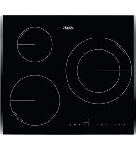 Placa de inducción Zanussi zit6360bb con 3 zonas de cocción ZANZIT6360BB