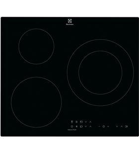 Placa de inducción Electrolux lit60336 con 3 zonas de cocción ELELIT60336