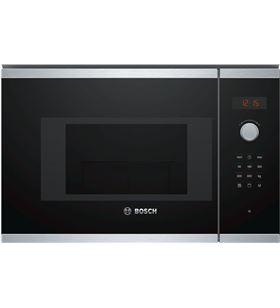 Bosch microondas integrable BEL523MS0 negro c/gril