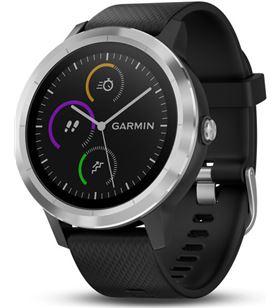 Reloj deportivo Garmin vivoactive 3 plata correa 010-01769-00 - 010-01769-00