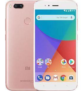 Teléfono libre Xiaomi mi a1 14cm (5,5'') full hd 4g 32/4gb octacore oro ros XIAOMZB5861EU