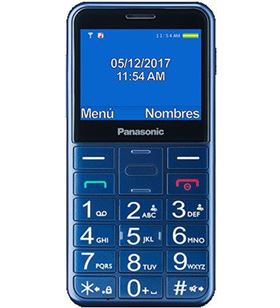 Movil Panasonic kx-tu150exc 2.4'' bluetooth azul KXTU150EXC - 5025232882687
