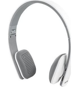 Auricular Elbe bluetooth blanco plegable ABT005BL Auriculares - 8435141905358