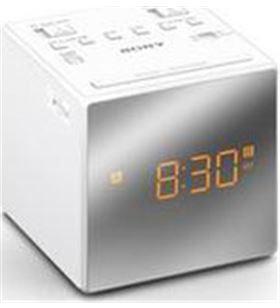 Sony ICFC1TW radio despertador blanco Despertadores - ICFC1TW