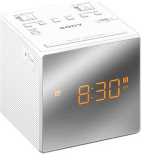 Radio despertador Sony ICFC1TW blanco Despertadores con radio - ICFC1TW