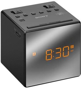 Radio despertador Sony icfc1tw negro SONICFC1TB Despertadores con radio - ICFC1TB