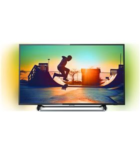 Tv led 109 cm (43'') Philips 43put6262ultra hd 4k smart tv ambilight PHI43PUT6262