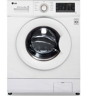 Lg fh2j3tdn0 1-8 kg 6 lavadora motion direct drive, clase energética a +++