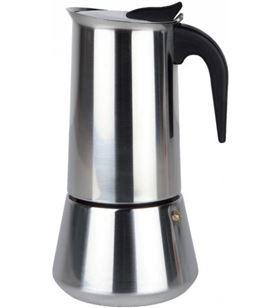Orbegozo KFI660 cafetera inox 6 tazas, induccion Cafeteras espresso - 8436044534195