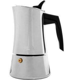 Oroley 215100300 cafetera inox 4 tazas Cafeteras espresso - 8413956951746