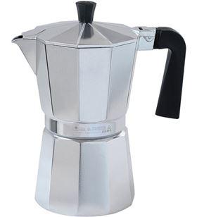 Cafetera Sareba c-srb6t 6 tazas inox SAR1028042