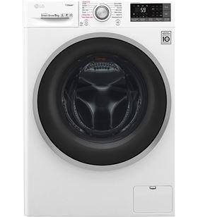 Lg lavadora serie 10 con vapor de 8 kg, a+++(-40%), 1400rpm, 6 motion direct d f4j7y1w