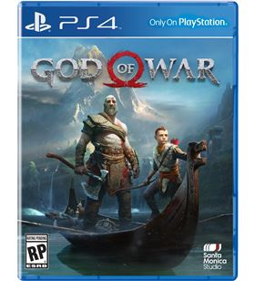 Play juego ps4 god of war sps9358879