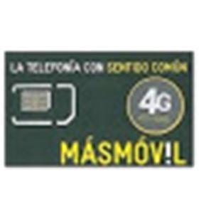 Tarjeta Masmovil ecosim 4g unica (red yoigo) P01161 - P01161