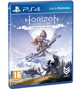 Play juego ps4 horizon zd complete edition sps9960966