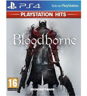 Play SPS9437970 juego ps4 bloodborne hits Juegos - 0711719437970