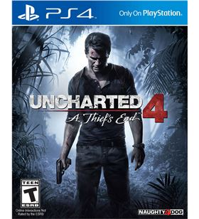 Play juego ps4 uncharted 4 hits sps9409977