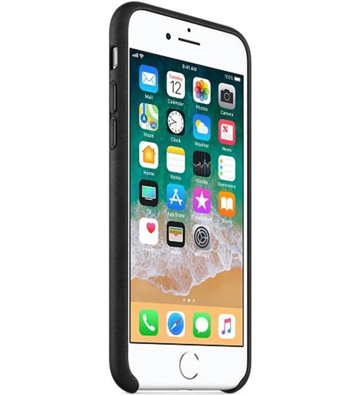 Funda Apple iphone 8/7 piel negra MQH92ZM/A Accesorios telefonía - 38079171_4044895729