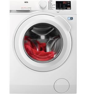 Aeg lavadora carga frontal L6FBI821 blanco 8kg 1200rpm