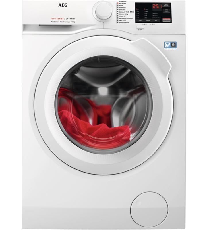 Aeg L6FBI821 lavadora carga frontal blanco 8kg 1200rpm - L6FBI821