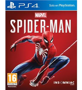 Sony juego ps4 marvel's spider-man 9418276