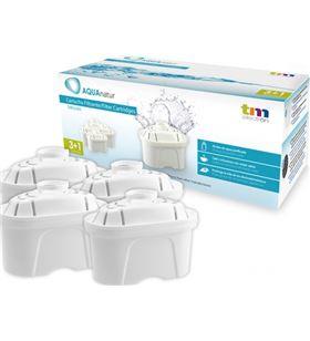 Recambio filtro compatible jarras Brita 4 unidades TMELTMFIL004