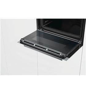 Siemens compacto multifunción (13), encastrable, 45 cm., 47 l., cristal negro/inox, cb635gns3.. - 4242003836491