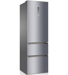 Sihogar.com haier a3fe635cgje frigorífico combi no frost a+ titanium