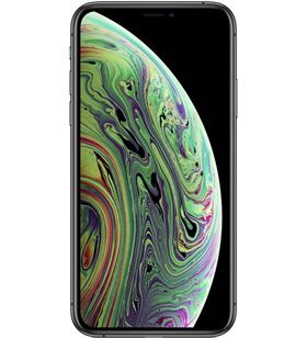Apple teléfono libre iphone xs max 16,51 cm (6,5') 256 gb gris espacial mt532ql/a