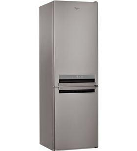 Whirlpool whirpool frigorífico combinado no frost bsnf8452ox 188cm