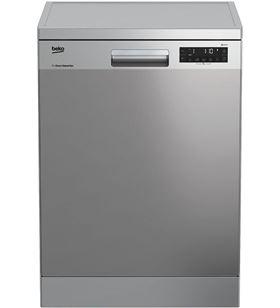 Beko lavavajillas DFN28432X a+++ (8p 14s) inox 14cub. 8 prog.